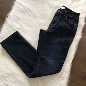 Cabi | High Rise Straight Jeans